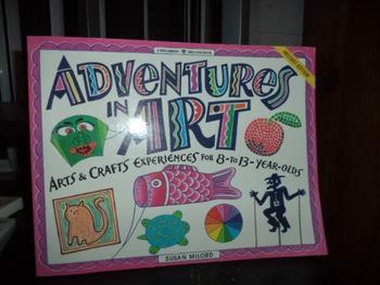 ADVENTURES IN ART   ISBN 1-885593=13-9