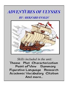 ADVENTURES OF ULYSSES UNIT