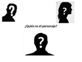 ADVINA EL PERSONAJE. QUESTION WORDS PRACTICE. NATIONALITIES IN SPANISH.
