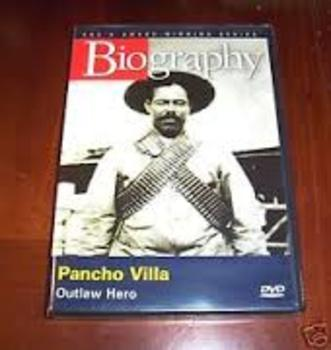 A&E Pancho Villa Video Guide Questions