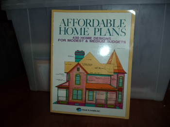 AFFORDABLE HOME PLANS ISBN 0-918894-78-6