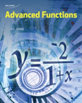 AFM Advanced Functions and Modeling FINAL EXAM Review and