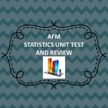 AFM Statistics Unit TEST and Review