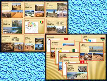 Africa Countries Egypt South Africa Europe distance learning