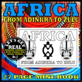 AFRICA: From Adinkra to Zulu