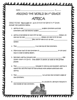 Free world history test prep resources lesson plans teachers pay africa guided reading tn around the world in 3rd grade gumiabroncs Gallery