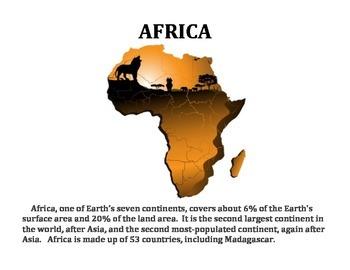 AFRICA UNIT (GRADES 4-5)