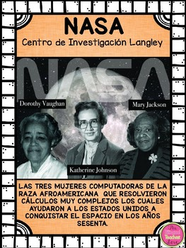 AFRICAN AMERICAN WOMEN MATHEMATICIANS IN SPANISH