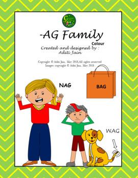 AG family words