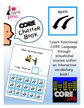 AGAIN: Interactive CORE City Chatter Book