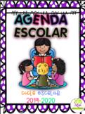 AGENDA EDUCADORA 2019-2020