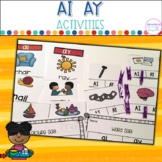 AI, AY Activities and Printables