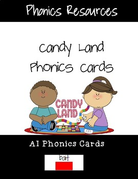 AI Candy Land Cards