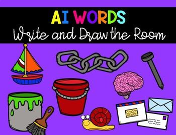 AI Words Write the Room