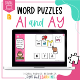 AI and AY - Digital Word Puzzles | Distance Learning | Goo