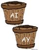 AI and AY Phonogram Sorting Activity