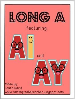 AI and AY say A!