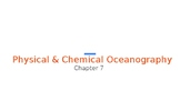 AICE Marine Science: Physical and Chemical Oceanography (C