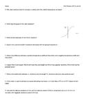 Physics Test - Thermistors