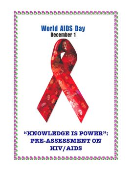 AIDS Pre-Assessment