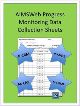 AIMSweb Data Collection Charts