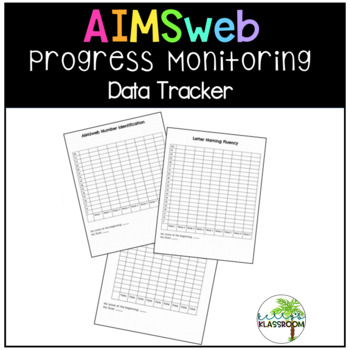 AIMSweb Data Student Graphs