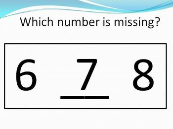 AIMSweb RTI math practice - kindergarten & 1st grade