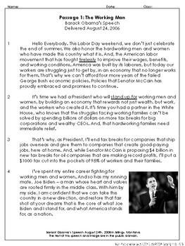 AIR Test Prep   Informational Text Practice Test   Ohio   Print & Digital