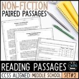 AIR Test Prep - Informational Text Practice Test Set 2 (Ohio)