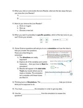 AIR Scavenger Hunt - Science Assessment