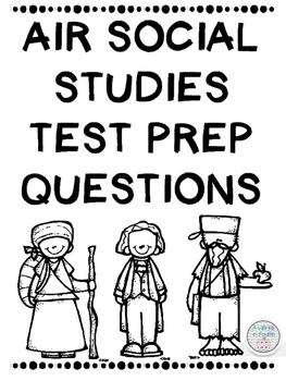 AIR Social Studies Test Prep Questions