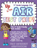 AIR Test Prep: 3rd Grade Language Arts (Common Core Aligned)