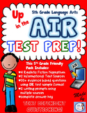 AIR Test Prep: 5th Grade Language Arts (Common Core Aligned)