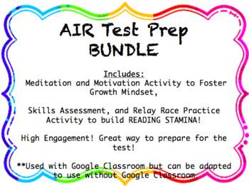 AIR Test Prep Bundle!