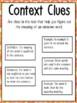 AIR Test Prep Context Clues Task Cards (Ohio)