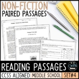 AIR Test Prep - Informational Text Practice Test Set 4 (Ohio)