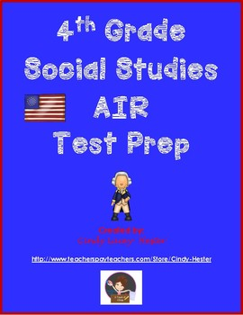 AIR Test Prep - Social Studies