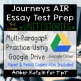 AIR Test Prep Using Journeys Stories Unit 1