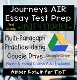 AIR Test Prep Using Journeys Stories Unit 4