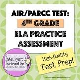 AIR Test Prep / PARCC Test Prep: 4th Grade ELA Practice Test!
