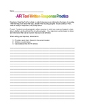 AIR Test Writing Practice