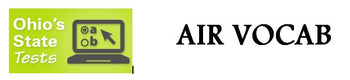 AIR Testing English 9-12 Vocabulary List