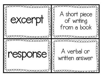AIR Vocabulary Task Cards
