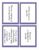 AIR Word Wall Vocab: Purple Border