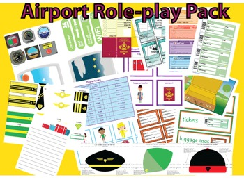 AIRPORT ROLE-PLAY