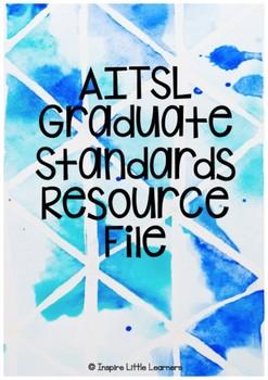 AITSL Graduate Standards Resource File
