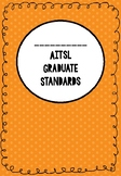 AITSL Standards Note Book