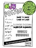 AJG Fonts Vol.2