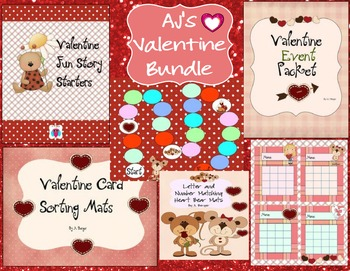 AJ's Valentine Bundle