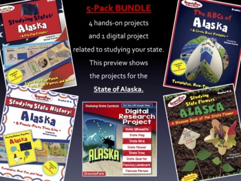 ALABAMA BUNDLE: Save 25% on Four State Projects and Activities
